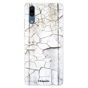 Silikónové puzdro iSaprio - Old Paint 10 - Huawei P20