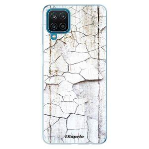 Odolné silikónové puzdro iSaprio - Old Paint 10 - Samsung Galaxy A12