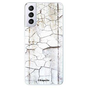 Odolné silikónové puzdro iSaprio - Old Paint 10 - Samsung Galaxy S21+