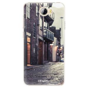 Plastové puzdro iSaprio - Old Street 01 - Huawei Y5 II / Y6 II Compact