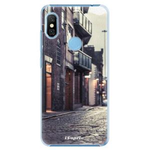 Plastové puzdro iSaprio - Old Street 01 - Xiaomi Redmi Note 6 Pro