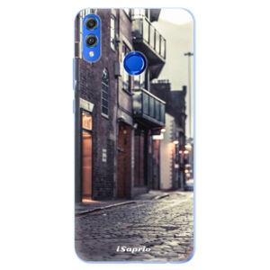 Silikónové puzdro iSaprio - Old Street 01 - Huawei Honor 8X