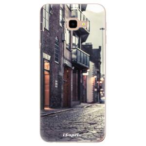Odolné silikónové puzdro iSaprio - Old Street 01 - Samsung Galaxy J4+