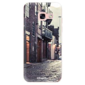 Odolné silikónové puzdro iSaprio - Old Street 01 - Samsung Galaxy A3 2017