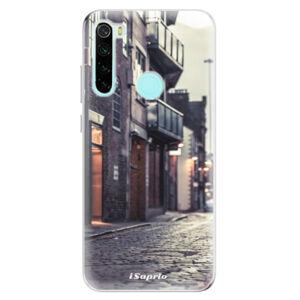 Odolné silikónové puzdro iSaprio - Old Street 01 - Xiaomi Redmi Note 8