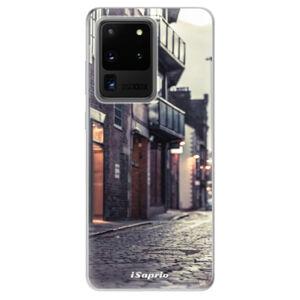 Odolné silikónové puzdro iSaprio - Old Street 01 - Samsung Galaxy S20 Ultra