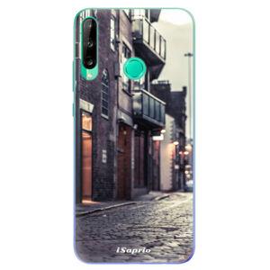 Odolné silikónové puzdro iSaprio - Old Street 01 - Huawei P40 Lite E