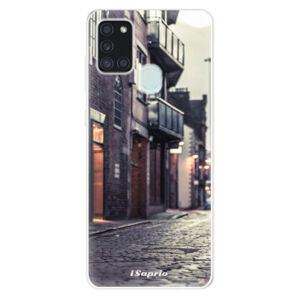 Odolné silikónové puzdro iSaprio - Old Street 01 - Samsung Galaxy A21s