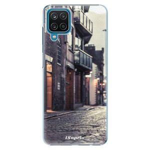 Plastové puzdro iSaprio - Old Street 01 - Samsung Galaxy A12