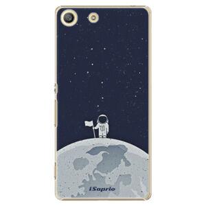 Plastové puzdro iSaprio - On The Moon 10 - Sony Xperia M5