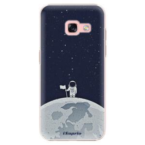 Plastové puzdro iSaprio - On The Moon 10 - Samsung Galaxy A3 2017