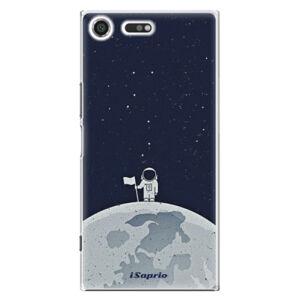 Plastové puzdro iSaprio - On The Moon 10 - Sony Xperia XZ Premium