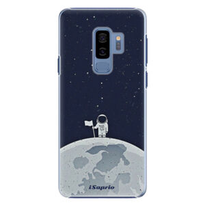 Plastové puzdro iSaprio - On The Moon 10 - Samsung Galaxy S9 Plus
