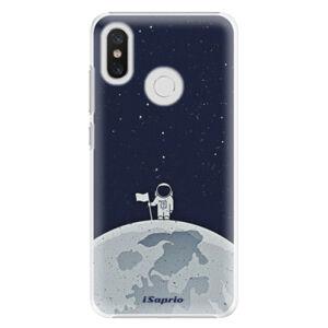 Plastové puzdro iSaprio - On The Moon 10 - Xiaomi Mi 8
