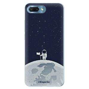Silikónové puzdro iSaprio - On The Moon 10 - Huawei Honor 10