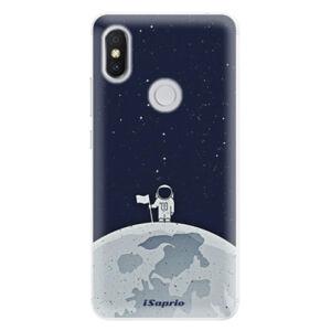 Silikónové puzdro iSaprio - On The Moon 10 - Xiaomi Redmi S2