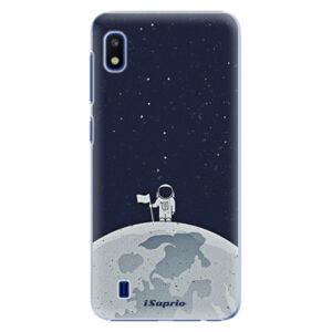 Plastové puzdro iSaprio - On The Moon 10 - Samsung Galaxy A10
