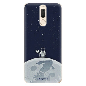 Odolné silikónové puzdro iSaprio - On The Moon 10 - Huawei Mate 10 Lite