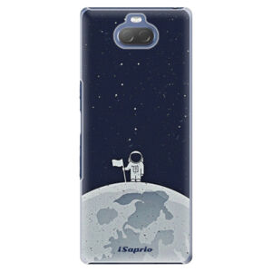 Plastové puzdro iSaprio - On The Moon 10 - Sony Xperia 10