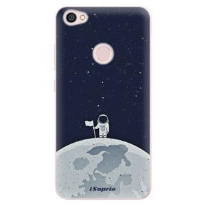 Odolné silikónové puzdro iSaprio - On The Moon 10 - Xiaomi Redmi Note 5A / 5A Prime