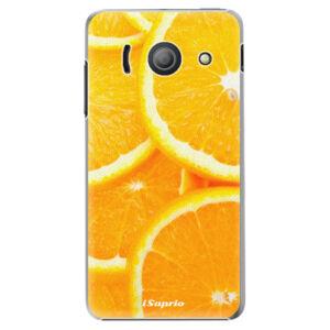 Plastové puzdro iSaprio - Orange 10 - Huawei Ascend Y300
