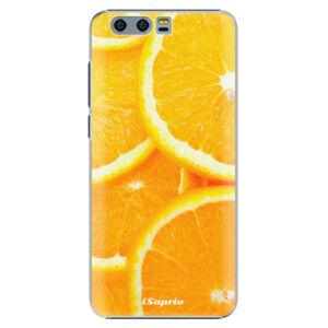 Plastové puzdro iSaprio - Orange 10 - Huawei Honor 9
