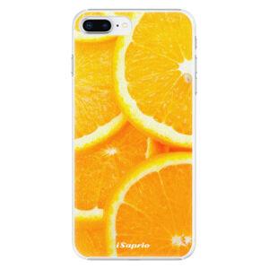 Plastové puzdro iSaprio - Orange 10 - iPhone 8 Plus