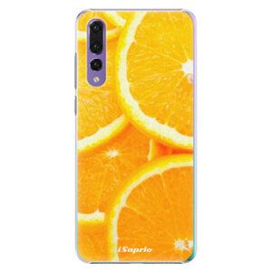 Plastové puzdro iSaprio - Orange 10 - Huawei P20 Pro