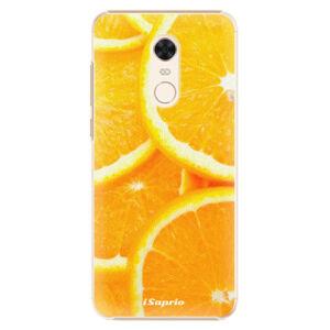 Plastové puzdro iSaprio - Orange 10 - Xiaomi Redmi 5 Plus