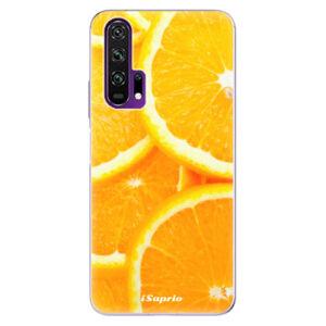 Odolné silikónové puzdro iSaprio - Orange 10 - Honor 20 Pro