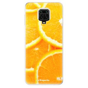 Odolné silikónové puzdro iSaprio - Orange 10 - Xiaomi Redmi Note 9 Pro / Note 9S