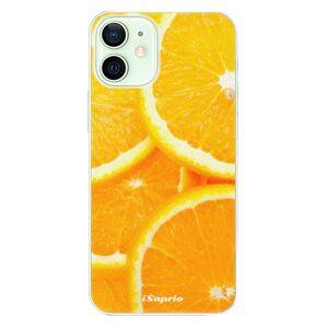 Plastové puzdro iSaprio - Orange 10 - iPhone 12 mini