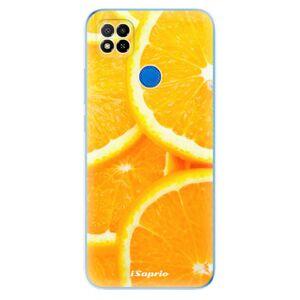 Odolné silikónové puzdro iSaprio - Orange 10 - Xiaomi Redmi 9C