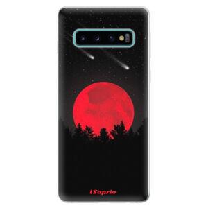 Odolné silikonové pouzdro iSaprio - Perseids 01 - Samsung Galaxy S10