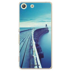Plastové puzdro iSaprio - Pier 01 - Sony Xperia M5