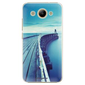 Plastové puzdro iSaprio - Pier 01 - Huawei Y3 2017