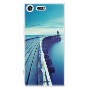 Plastové puzdro iSaprio - Pier 01 - Sony Xperia XZ Premium