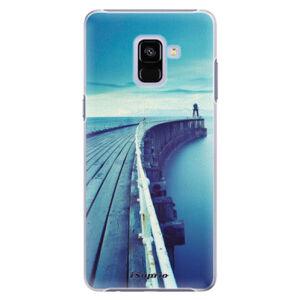 Plastové puzdro iSaprio - Pier 01 - Samsung Galaxy A8+
