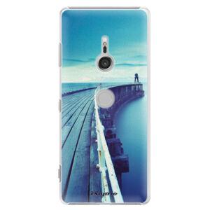 Plastové puzdro iSaprio - Pier 01 - Sony Xperia XZ3
