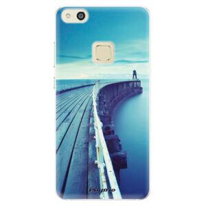 Silikónové puzdro iSaprio - Pier 01 - Huawei P10 Lite