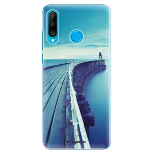 Plastové puzdro iSaprio - Pier 01 - Huawei P30 Lite