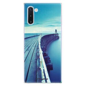 Odolné silikónové puzdro iSaprio - Pier 01 - Samsung Galaxy Note 10