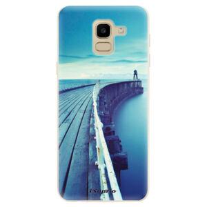 Odolné silikónové puzdro iSaprio - Pier 01 - Samsung Galaxy J6