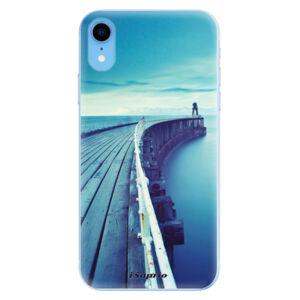 Odolné silikónové puzdro iSaprio - Pier 01 - iPhone XR