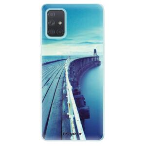 Odolné silikónové puzdro iSaprio - Pier 01 - Samsung Galaxy A71