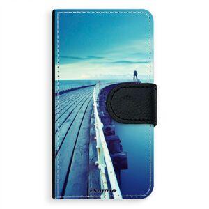 Univerzálne flipové puzdro iSaprio - Pier 01 - Flip S