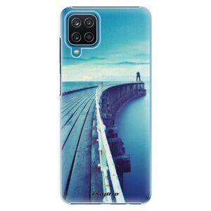 Plastové puzdro iSaprio - Pier 01 - Samsung Galaxy A12