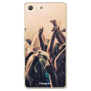 Plastové puzdro iSaprio - Rave 01 - Sony Xperia M5