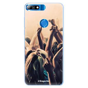 Silikónové puzdro iSaprio - Rave 01 - Huawei Y7 Prime 2018