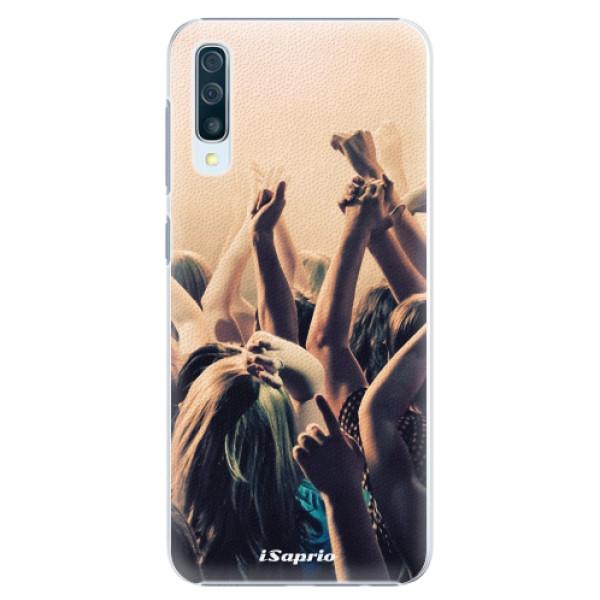 Plastové puzdro iSaprio - Rave 01 - Samsung Galaxy A50